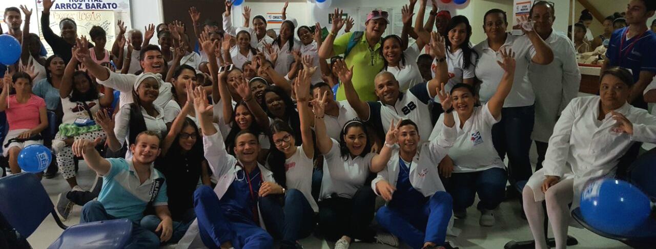 ESE Cartagena conmemoró la lucha contra la Tuberculosis