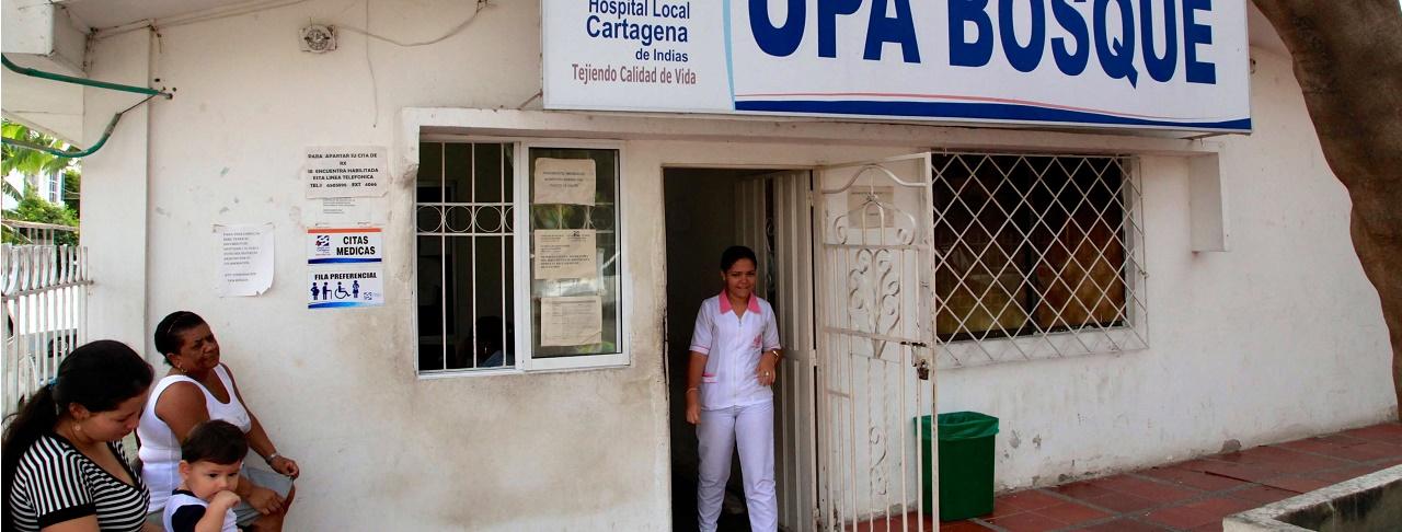 ESE Cartagena de Indias garantiza  atención médica en Semana Santa