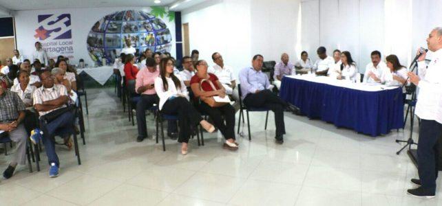 ESE Hospital Local Cartagena de Indias seguirá siendo viable