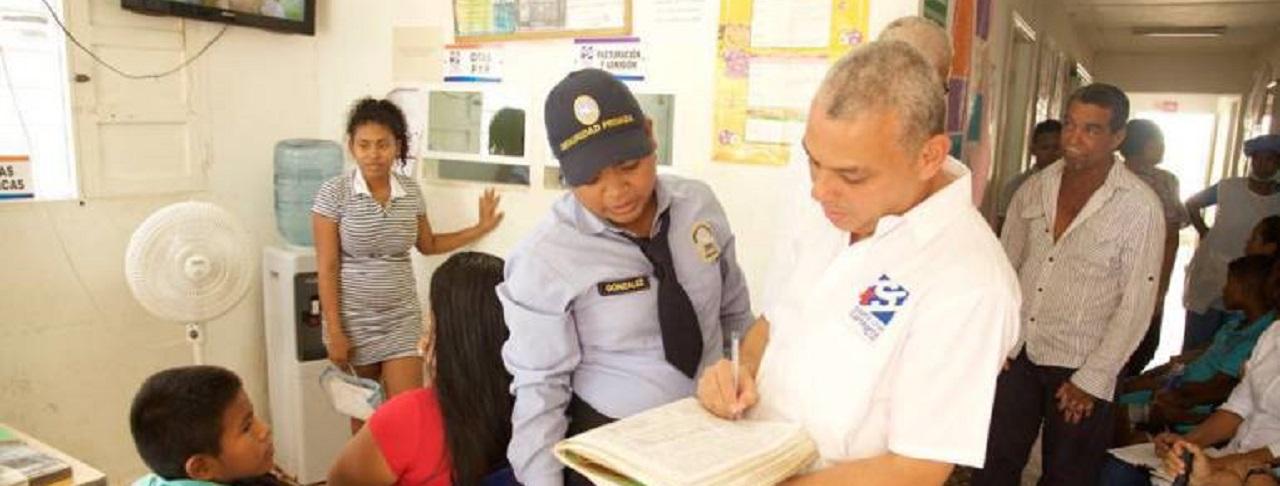 ESE Cartagena de Indias garantiza atención en salud durante las fiestas