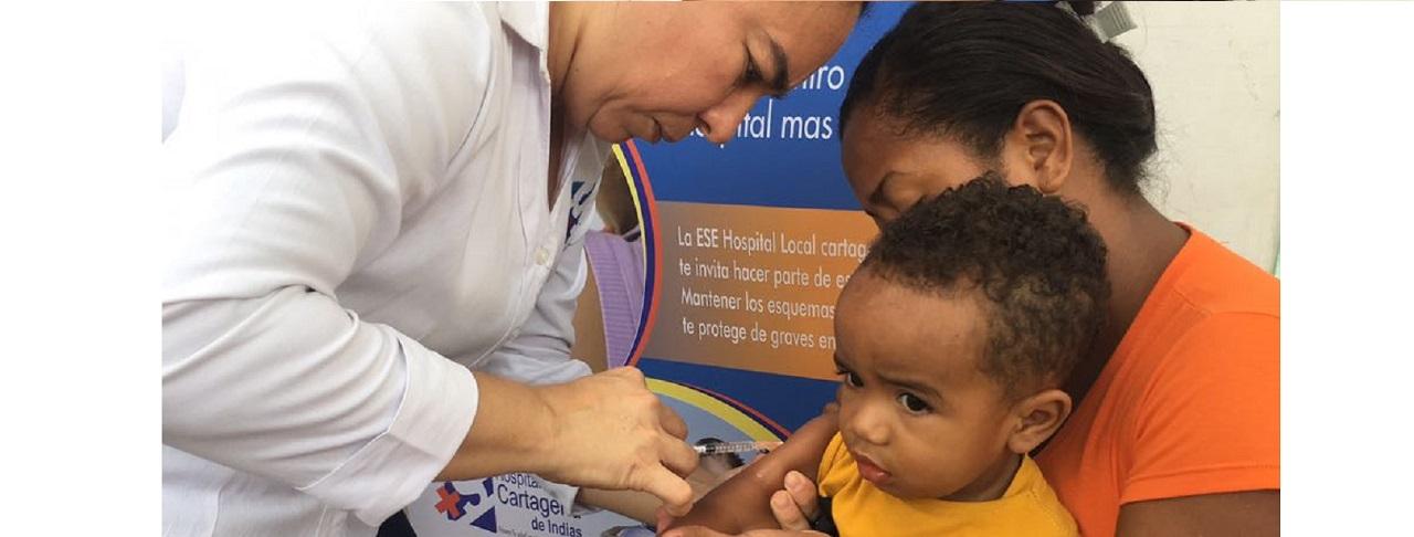 ¡A cumplir la cita! Gran jornada nacional de vacunación este sábado