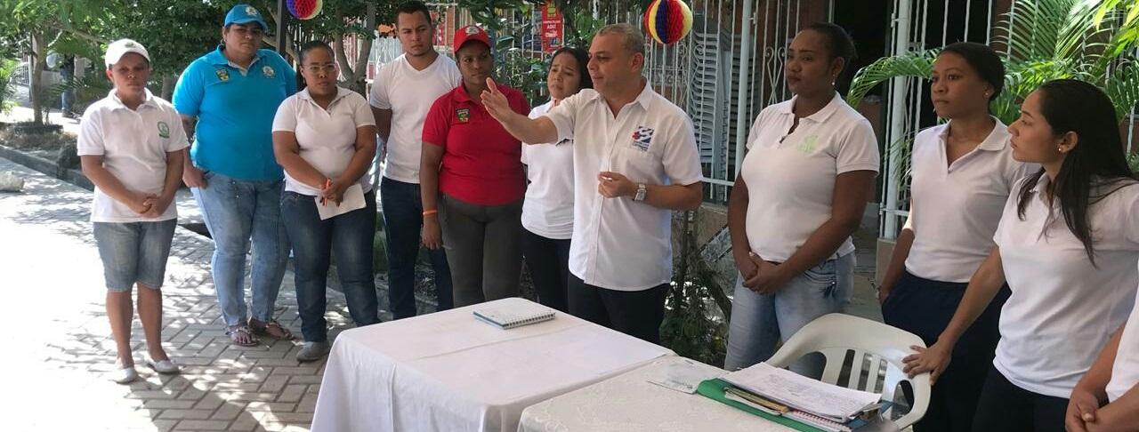 La ESE Cartagena tendrá 360 familias dentro del modelo de atención este año
