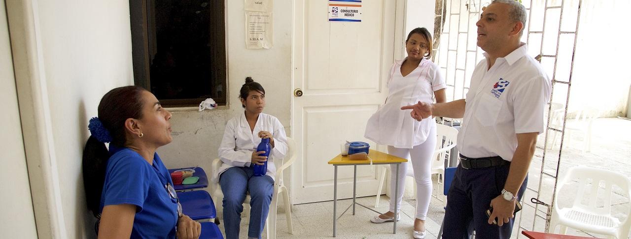 ESE Cartagena registró más de 2 mil urgencias en celebración de Amor y Amistad
