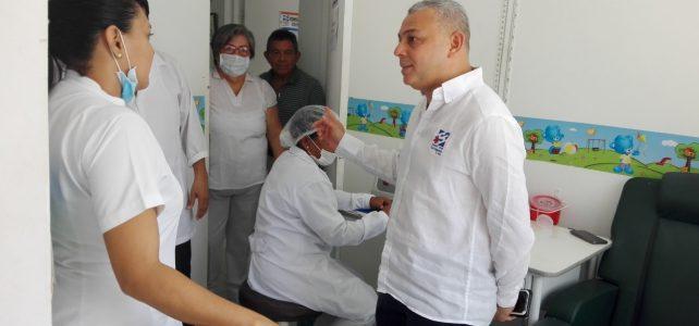 Más de 3 mil urgencias atendió la ESE Cartagena durante puente festivo