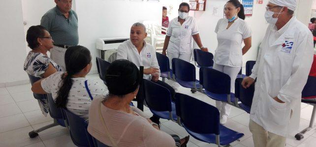 Más de 4 mil urgencias durante festividades novembrinas en CAPs de la ESE Cartagena de Indias