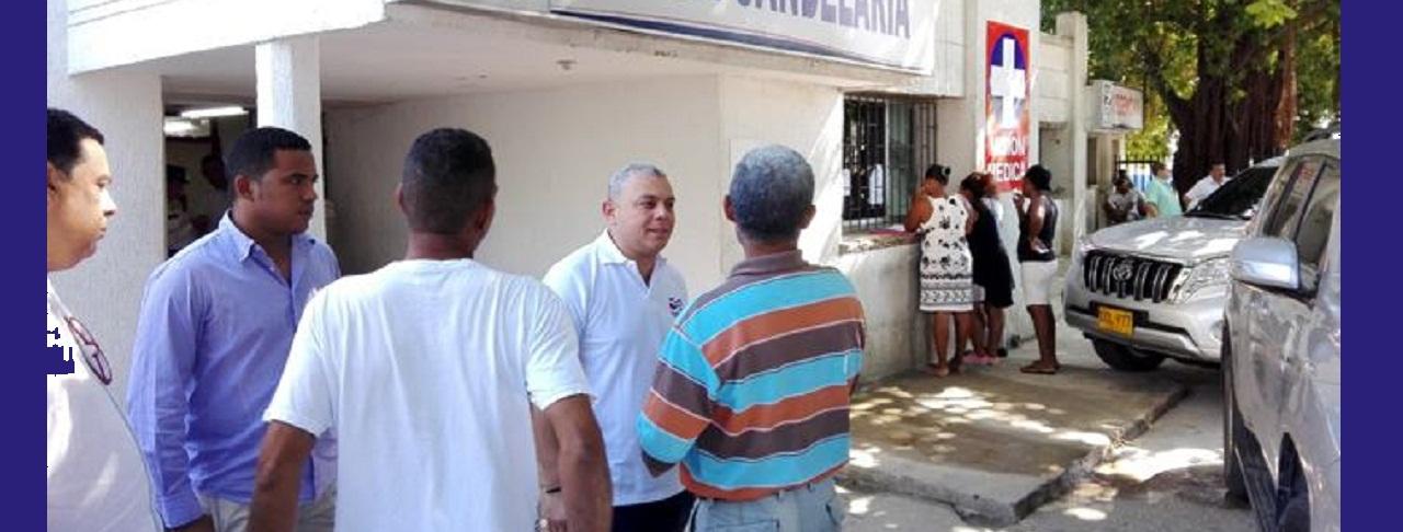 ESE Cartagena de Indias garantiza atención en urgencias durante Navidad y fin de año