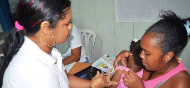 Sábado 27 de abril, gran jornada de vacunación en Cartagena