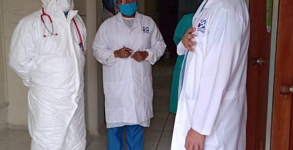 Gerente realiza acompañamiento técnico en Centros de Atención.