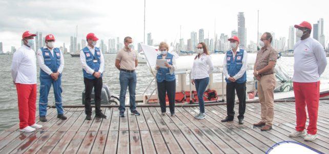 Ambulancia acuática para la zona insular