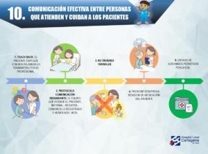 Cartilla - 10mo proceso seguro - Comunicación efectiva